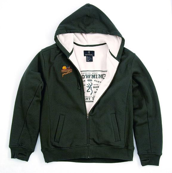 Browning Hooded Sweatshirt copy